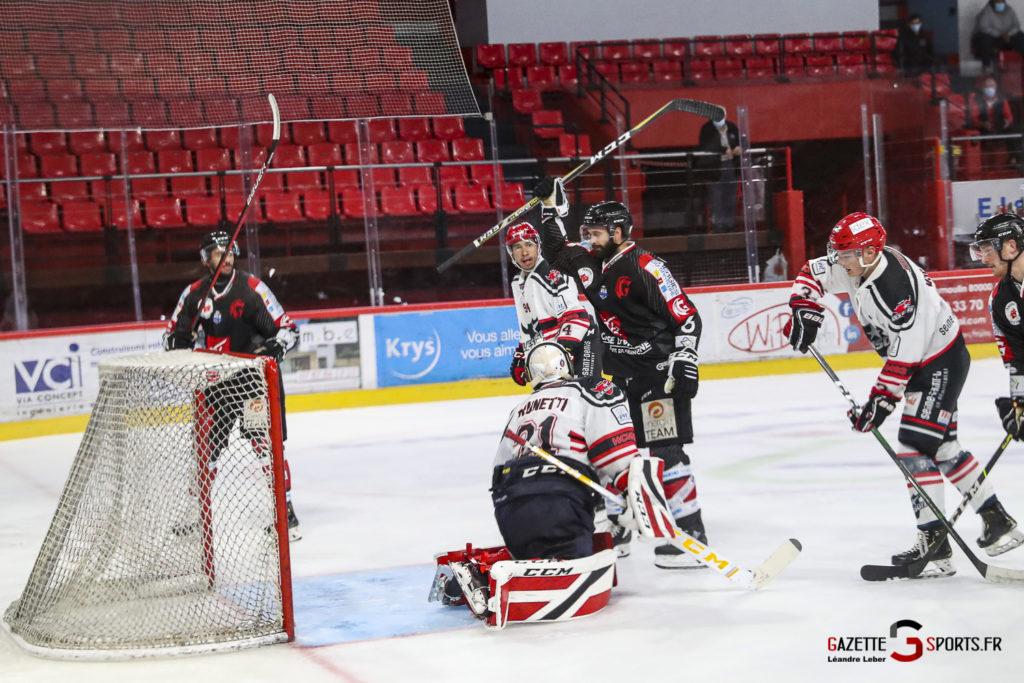 Hockey Sur Glace Les Gothiques Vs Neuilly Amical 0062 Leandre Leber Gazettesports