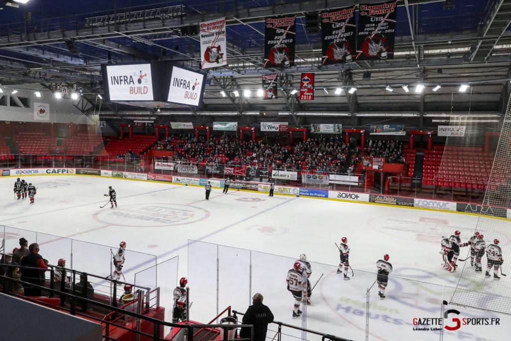 Hockey Sur Glace Les Gothiques Vs Neuilly Amical 0067 Leandre Leber Gazettesports