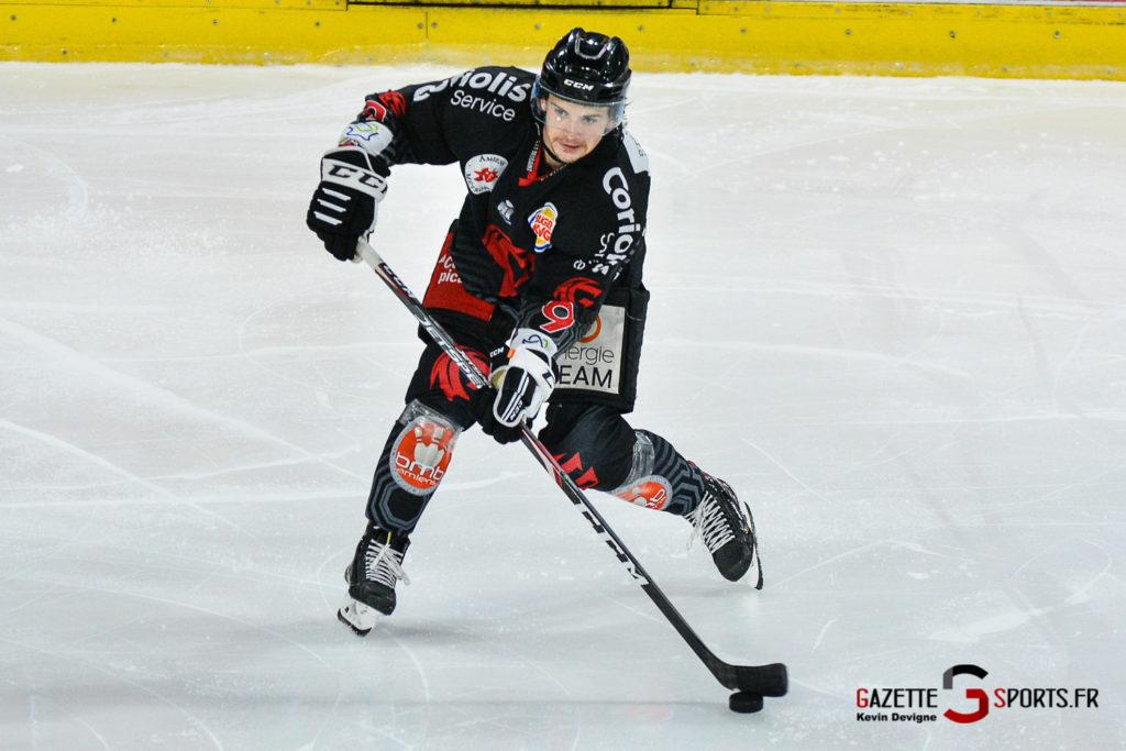 Hockey Sur Glace Amiens Vs Cergy J1 Kevin Devigne Gazettesports 101