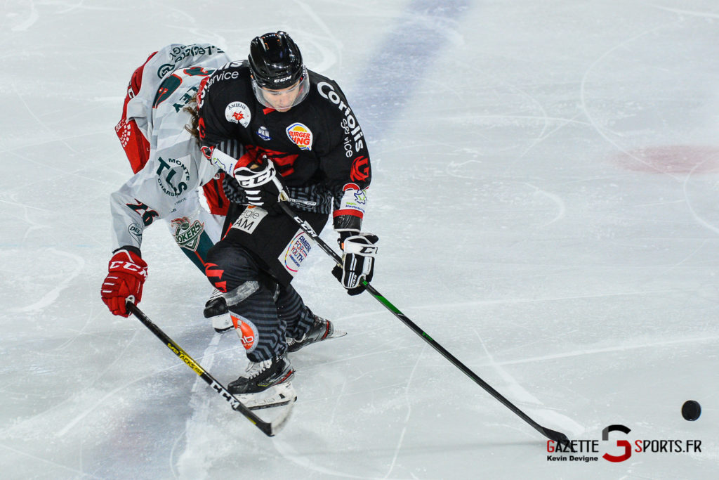Hockey Sur Glace Amiens Vs Cergy J1 Kevin Devigne Gazettesports 102