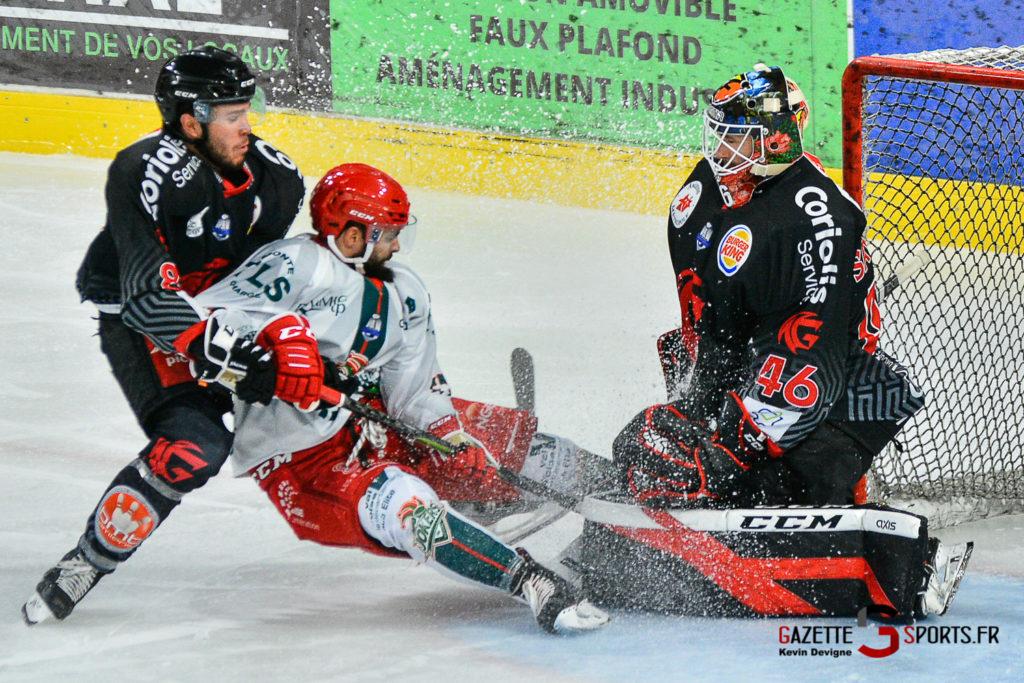 Hockey Sur Glace Amiens Vs Cergy J1 Kevin Devigne Gazettesports 104
