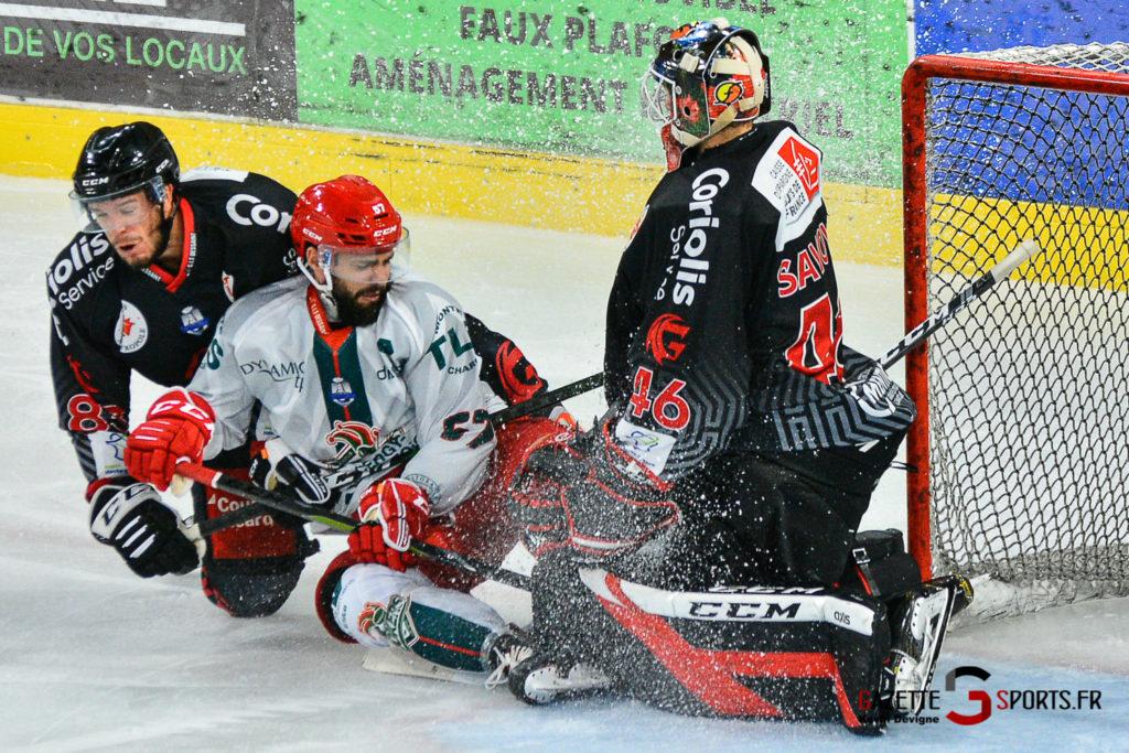 Hockey Sur Glace Amiens Vs Cergy J1 Kevin Devigne Gazettesports 105