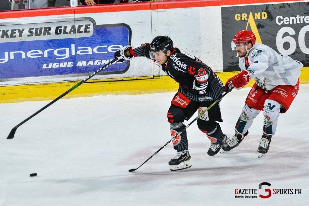 Hockey Sur Glace Amiens Vs Cergy J1 Kevin Devigne Gazettesports 106