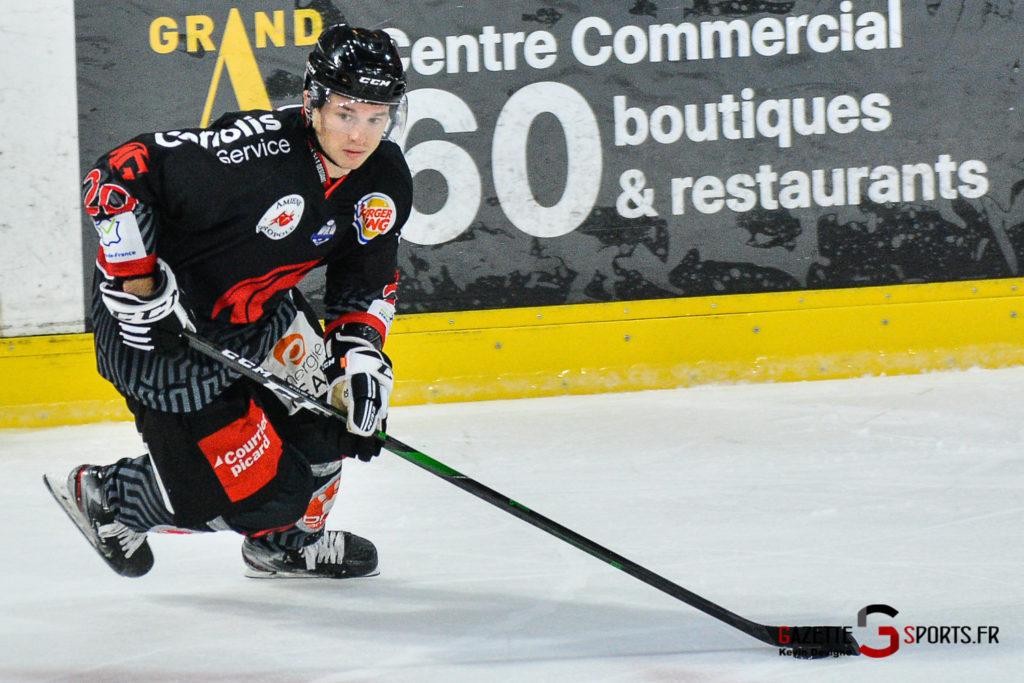 Hockey Sur Glace Amiens Vs Cergy J1 Kevin Devigne Gazettesports 107