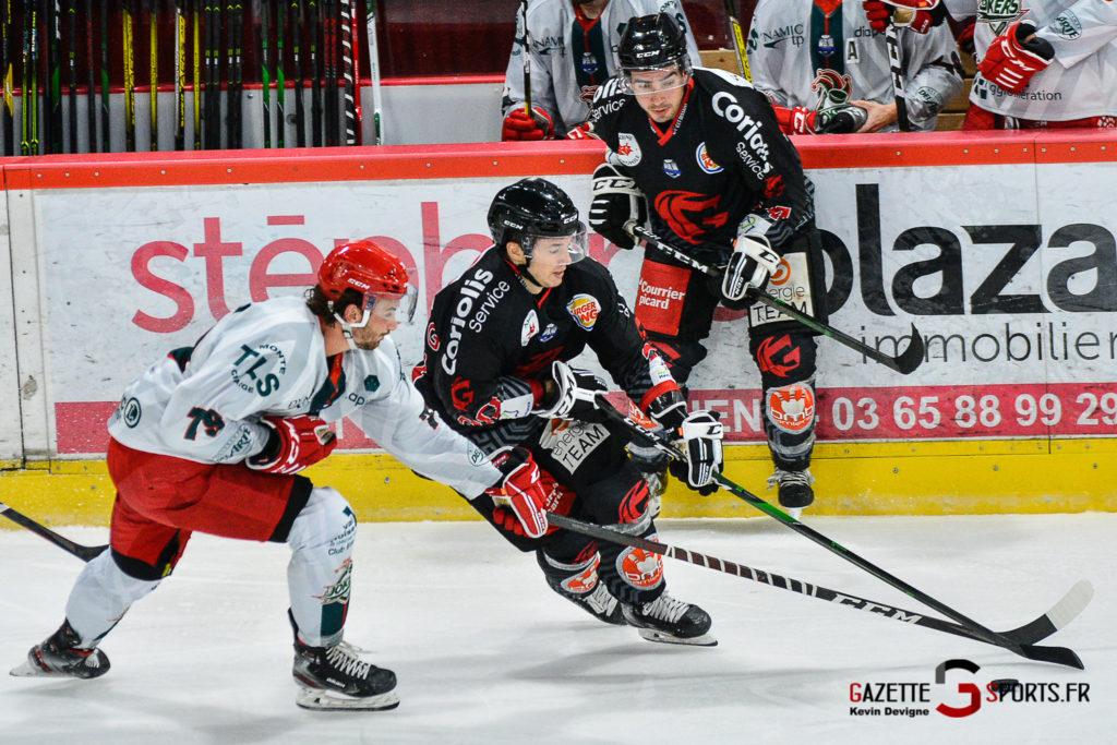 Hockey Sur Glace Amiens Vs Cergy J1 Kevin Devigne Gazettesports 109