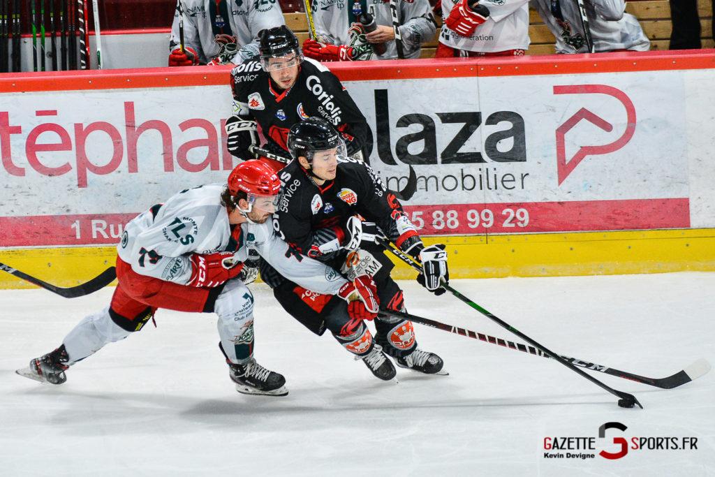 Hockey Sur Glace Amiens Vs Cergy J1 Kevin Devigne Gazettesports 110