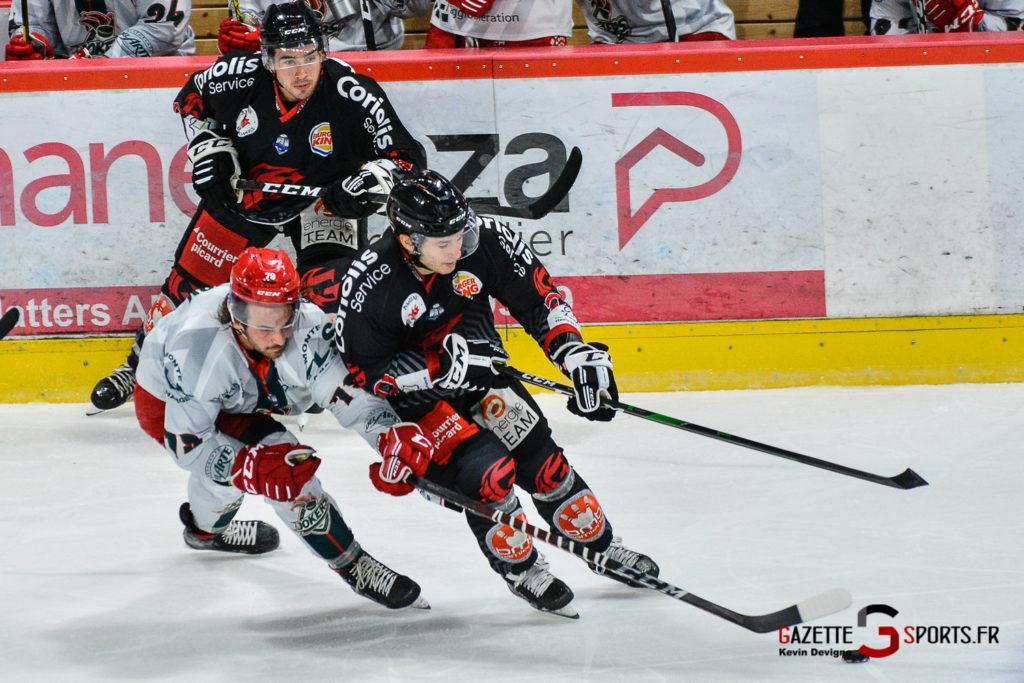 Hockey Sur Glace Amiens Vs Cergy J1 Kevin Devigne Gazettesports 111