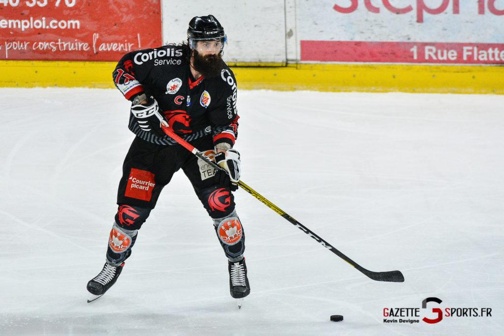 Hockey Sur Glace Amiens Vs Cergy J1 Kevin Devigne Gazettesports 112