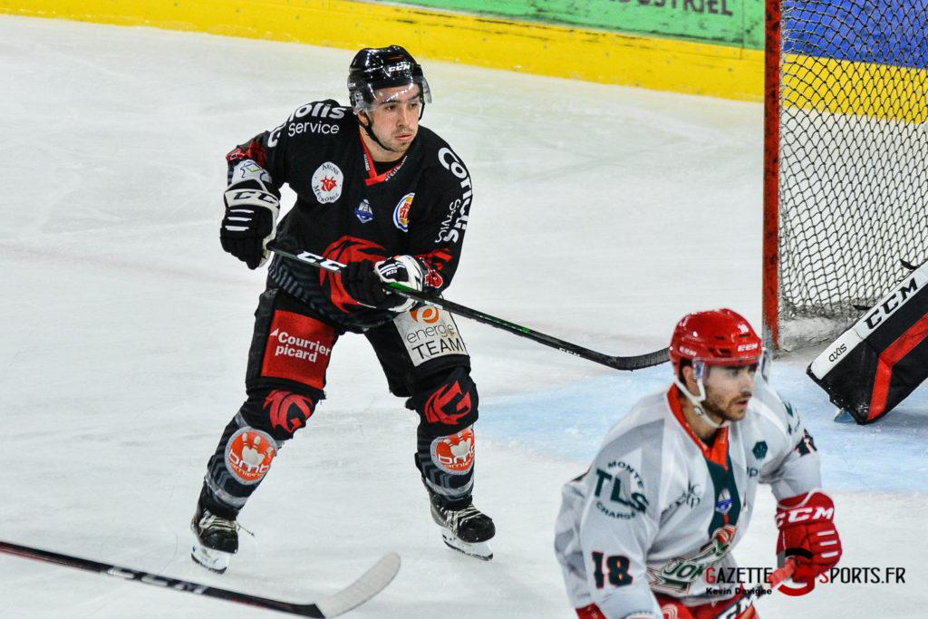 Hockey Sur Glace Amiens Vs Cergy J1 Kevin Devigne Gazettesports 113