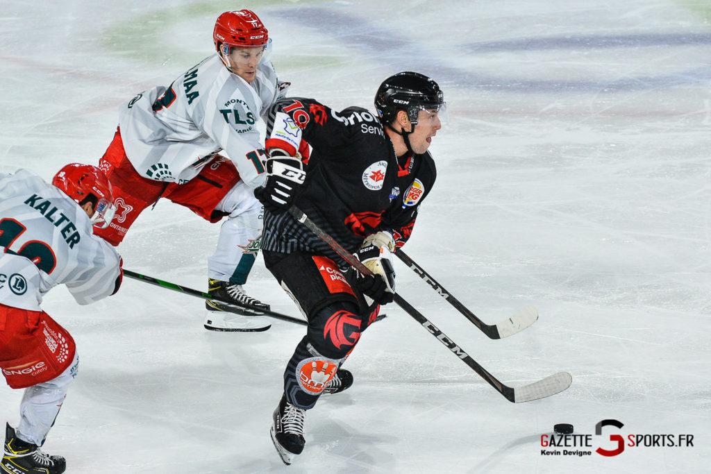 Hockey Sur Glace Amiens Vs Cergy J1 Kevin Devigne Gazettesports 114