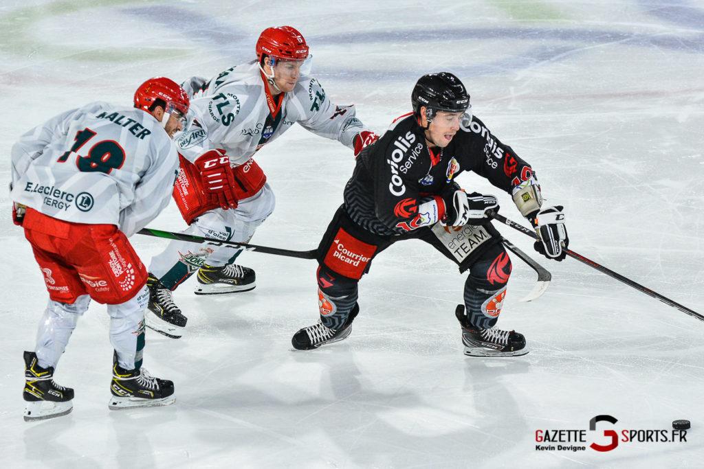 Hockey Sur Glace Amiens Vs Cergy J1 Kevin Devigne Gazettesports 115