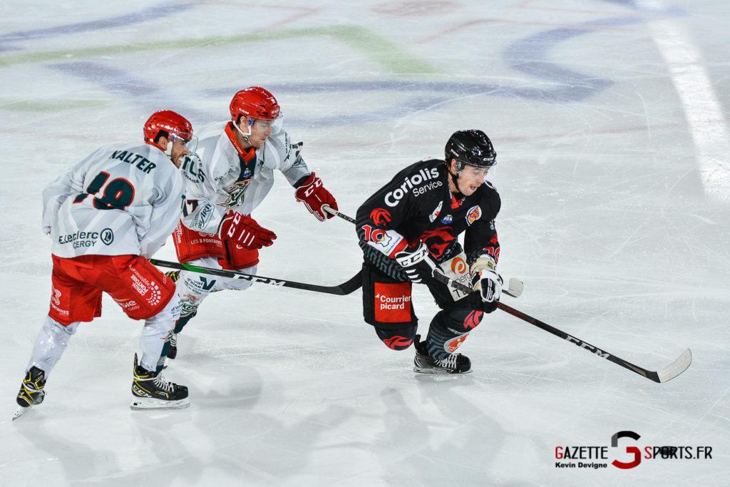 Hockey Sur Glace Amiens Vs Cergy J1 Kevin Devigne Gazettesports 116