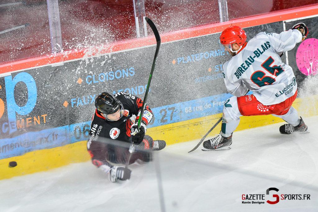 Hockey Sur Glace Amiens Vs Cergy J1 Kevin Devigne Gazettesports 117