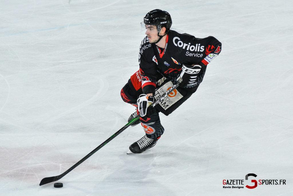 Hockey Sur Glace Amiens Vs Cergy J1 Kevin Devigne Gazettesports 119