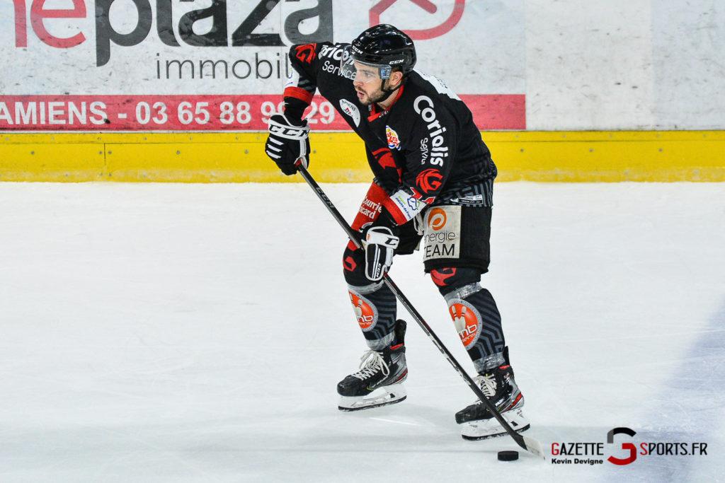 Hockey Sur Glace Amiens Vs Cergy J1 Kevin Devigne Gazettesports 120