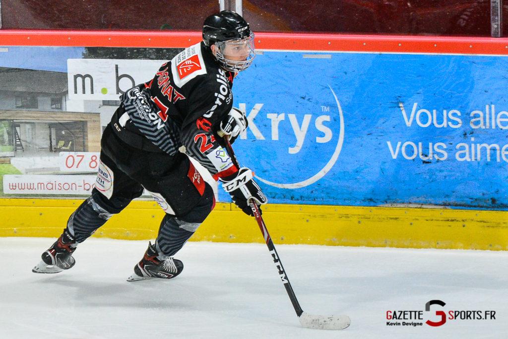 Hockey Sur Glace Amiens Vs Cergy J1 Kevin Devigne Gazettesports 121