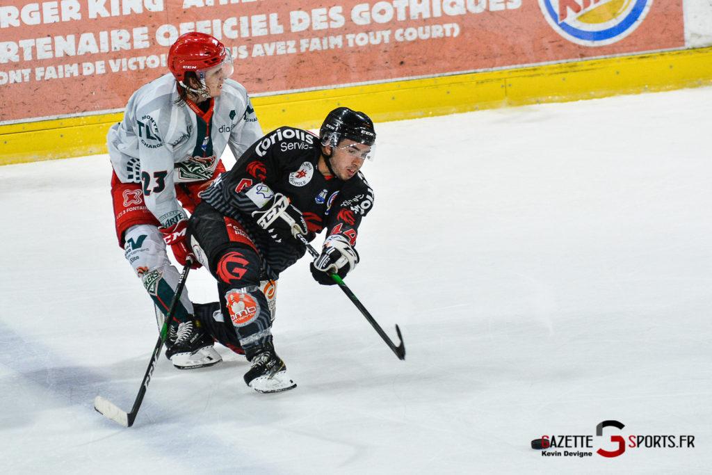 Hockey Sur Glace Amiens Vs Cergy J1 Kevin Devigne Gazettesports 123