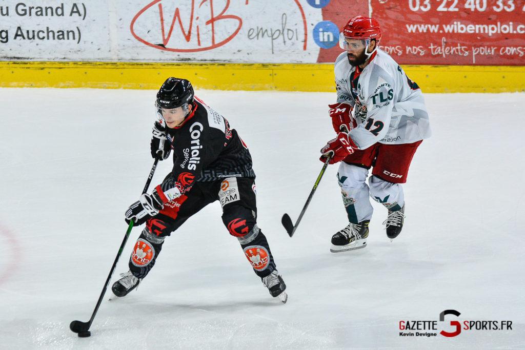 Hockey Sur Glace Amiens Vs Cergy J1 Kevin Devigne Gazettesports 125
