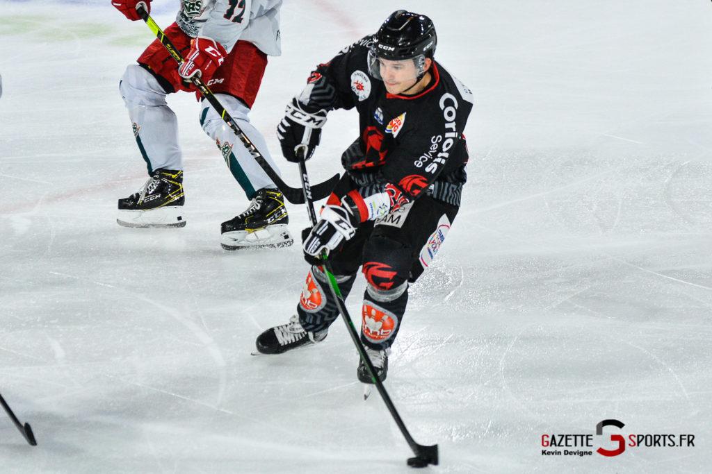 Hockey Sur Glace Amiens Vs Cergy J1 Kevin Devigne Gazettesports 126