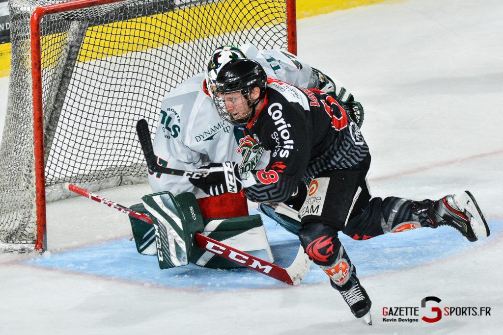 Hockey Sur Glace Amiens Vs Cergy J1 Kevin Devigne Gazettesports 128