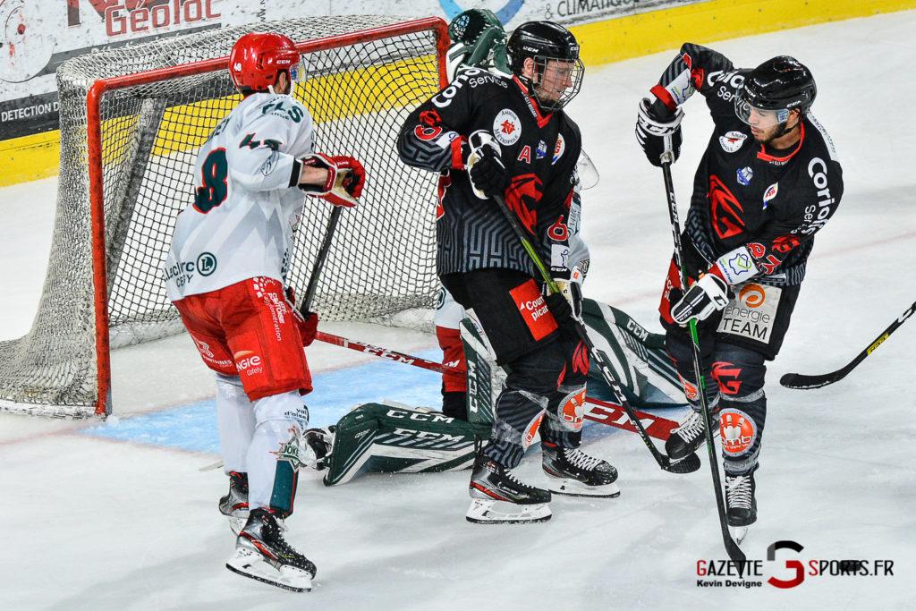 Hockey Sur Glace Amiens Vs Cergy J1 Kevin Devigne Gazettesports 129