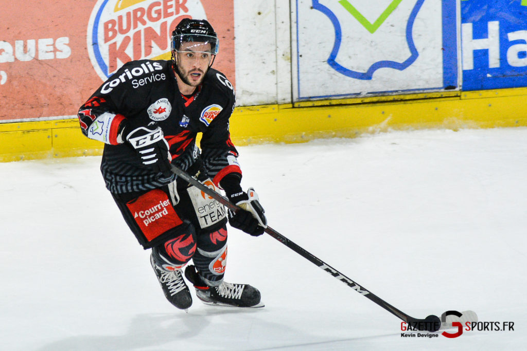 Hockey Sur Glace Amiens Vs Cergy J1 Kevin Devigne Gazettesports 130