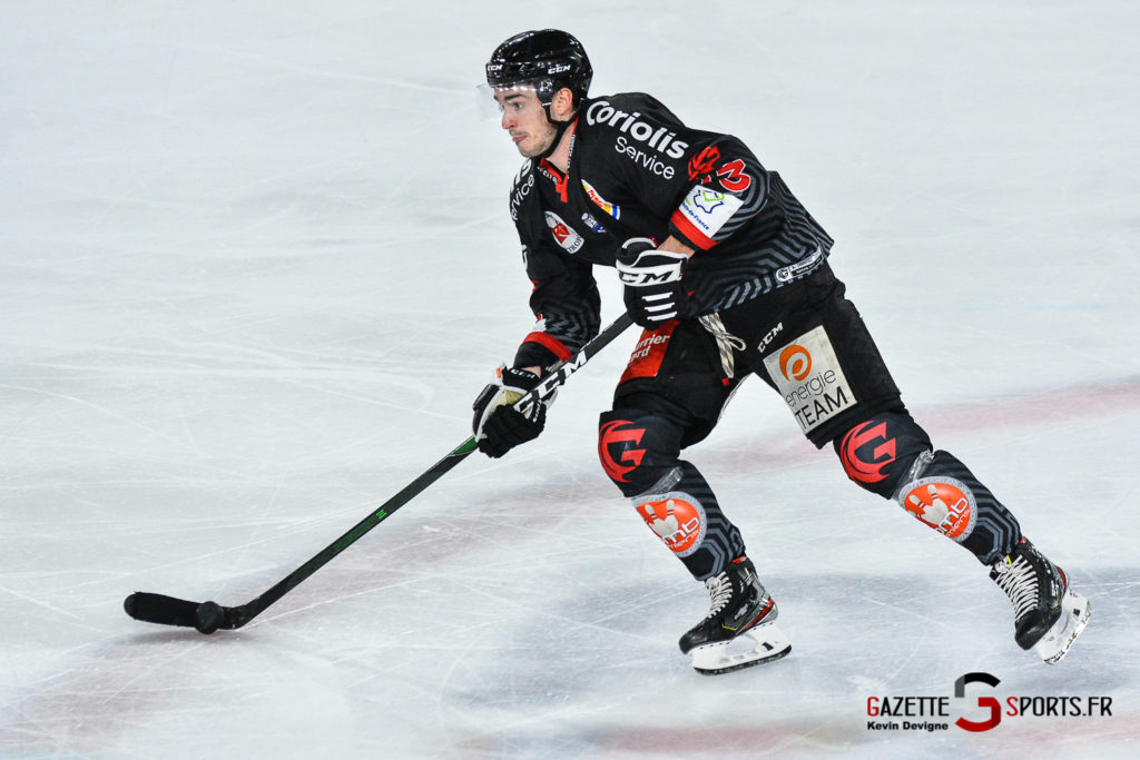 Hockey Sur Glace Amiens Vs Cergy J1 Kevin Devigne Gazettesports 132