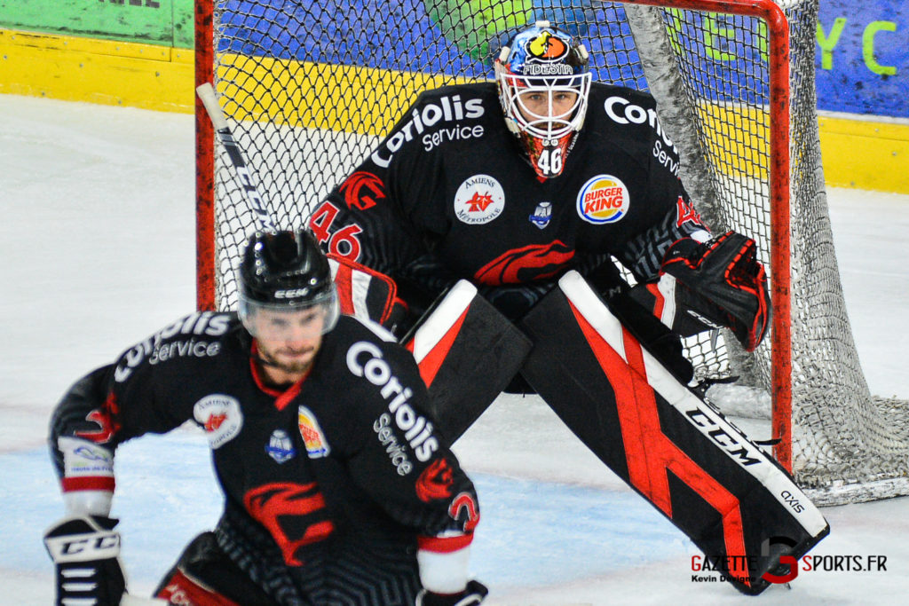 Hockey Sur Glace Amiens Vs Cergy J1 Kevin Devigne Gazettesports 133