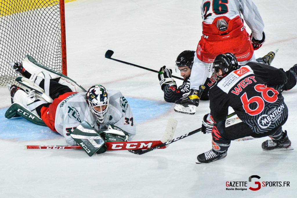 Hockey Sur Glace Amiens Vs Cergy J1 Kevin Devigne Gazettesports 134
