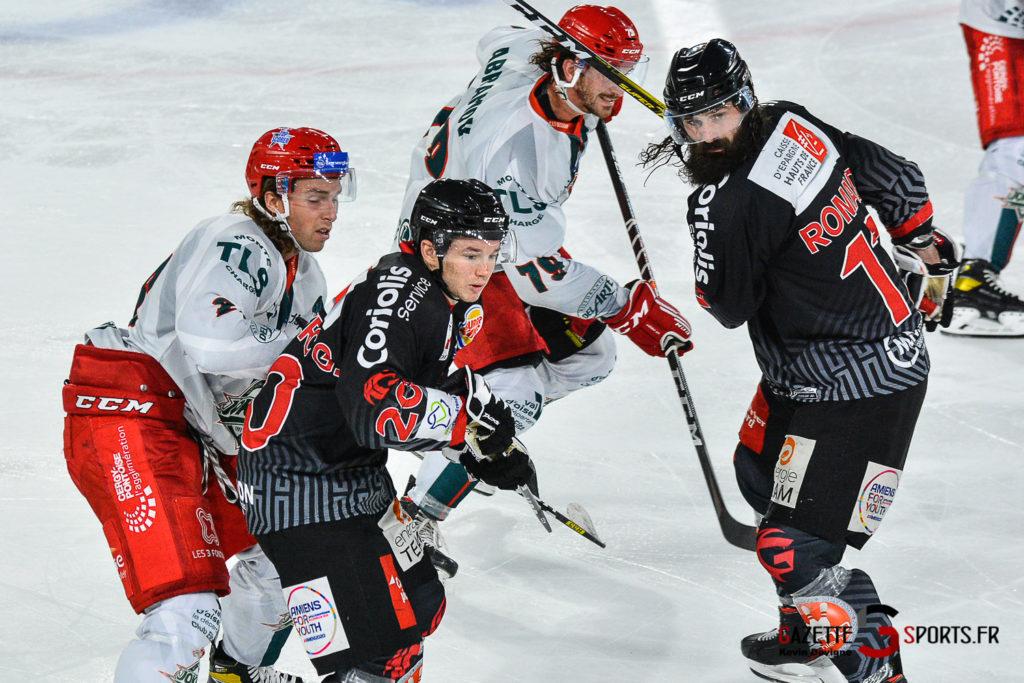 Hockey Sur Glace Amiens Vs Cergy J1 Kevin Devigne Gazettesports 136