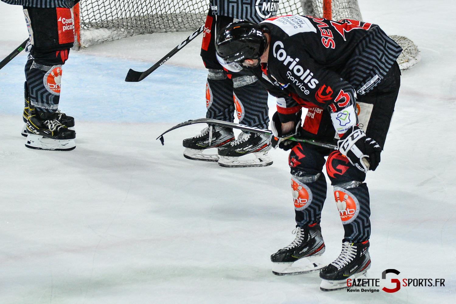 Hockey Sur Glace Amiens Vs Cergy J1 Kevin Devigne Gazettesports 137