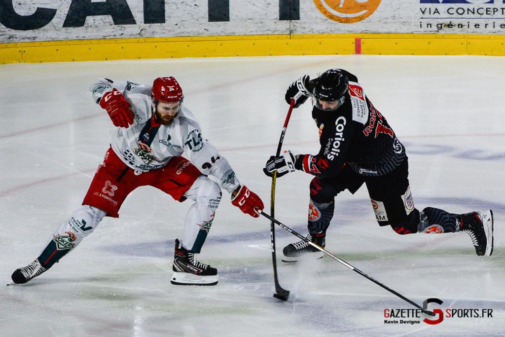 Hockey Sur Glace Amiens Vs Cergy J1 Kevin Devigne Gazettesports 15