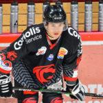 Hockey Sur Glace Amiens Vs Cergy J1 Kevin Devigne Gazettesports