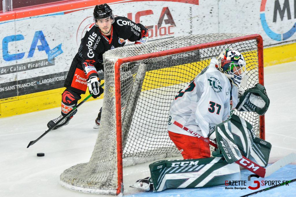 Hockey Sur Glace Amiens Vs Cergy J1 Kevin Devigne Gazettesports 17