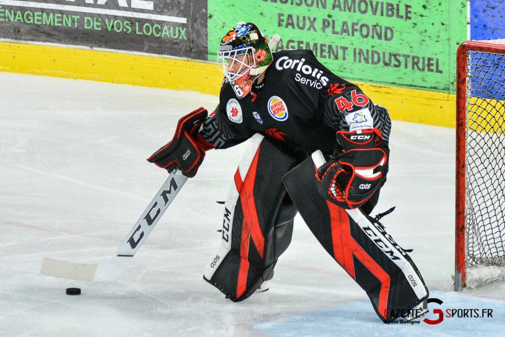 Hockey Sur Glace Amiens Vs Cergy J1 Kevin Devigne Gazettesports 18