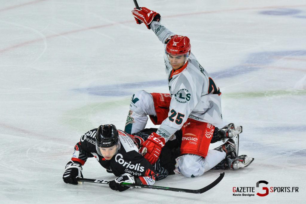 Hockey Sur Glace Amiens Vs Cergy J1 Kevin Devigne Gazettesports 19