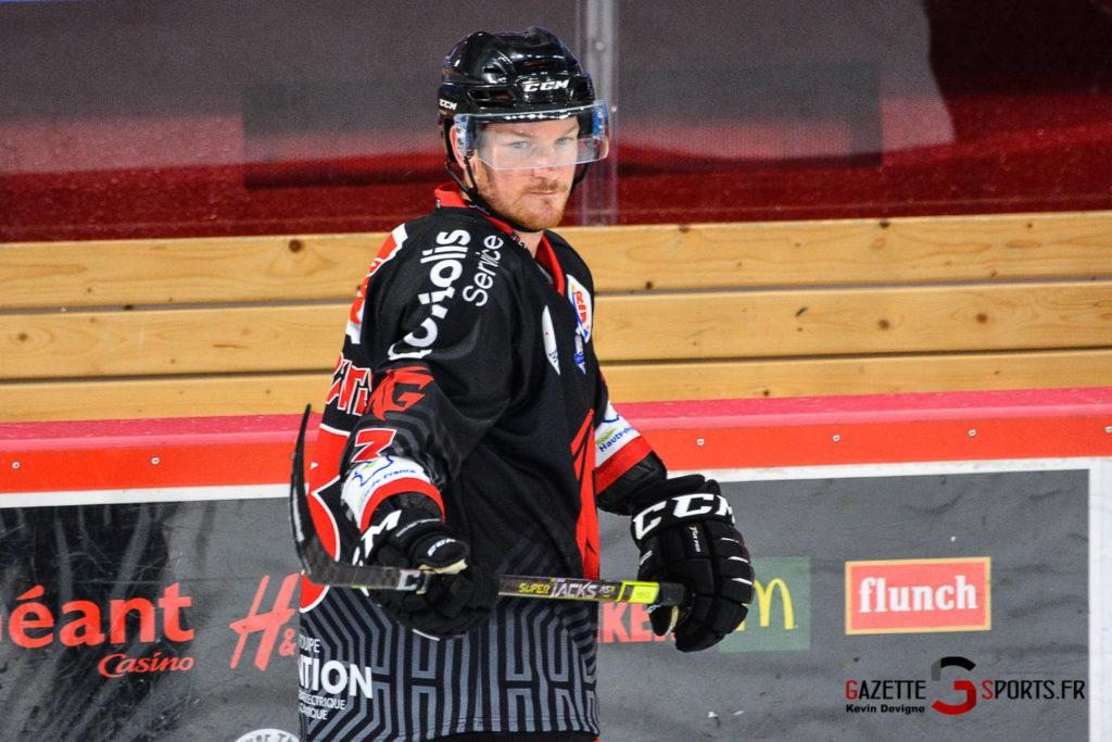 Hockey Sur Glace Amiens Vs Cergy J1 Kevin Devigne Gazettesports 2