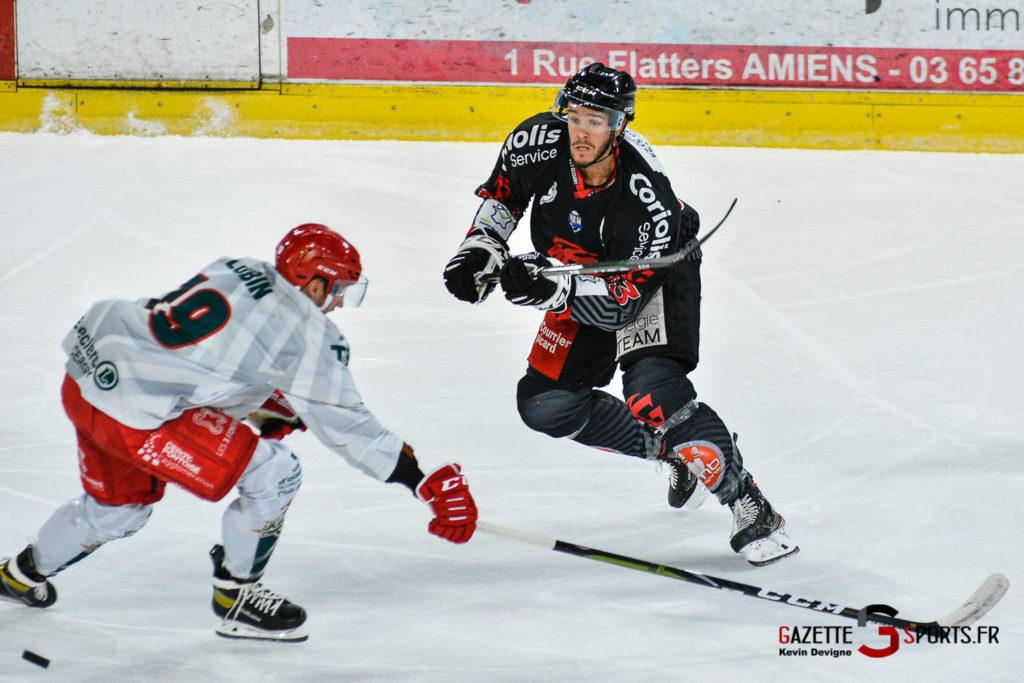 Hockey Sur Glace Amiens Vs Cergy J1 Kevin Devigne Gazettesports 20