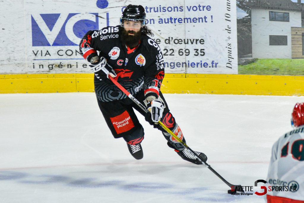 Hockey Sur Glace Amiens Vs Cergy J1 Kevin Devigne Gazettesports 21