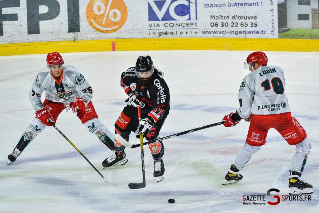 Hockey Sur Glace Amiens Vs Cergy J1 Kevin Devigne Gazettesports 22