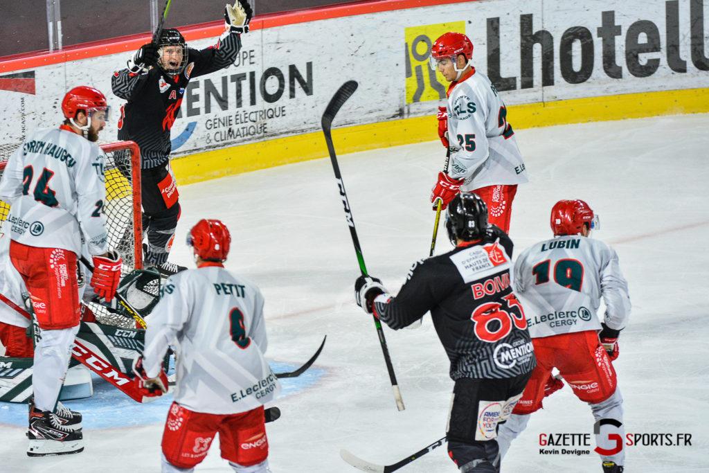 Hockey Sur Glace Amiens Vs Cergy J1 Kevin Devigne Gazettesports 23