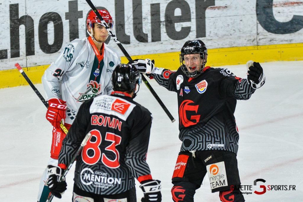 Hockey Sur Glace Amiens Vs Cergy J1 Kevin Devigne Gazettesports 25