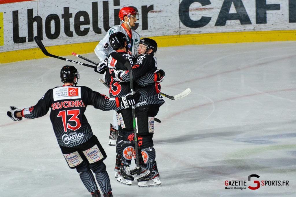 Hockey Sur Glace Amiens Vs Cergy J1 Kevin Devigne Gazettesports 26