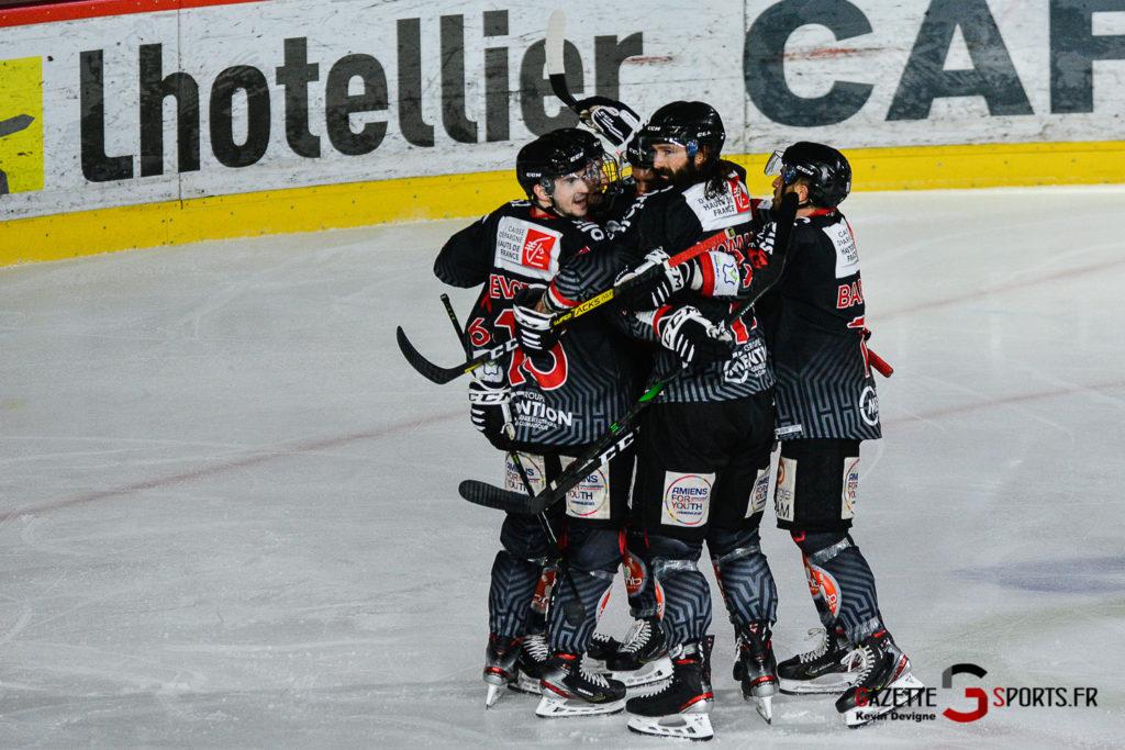 Hockey Sur Glace Amiens Vs Cergy J1 Kevin Devigne Gazettesports 27