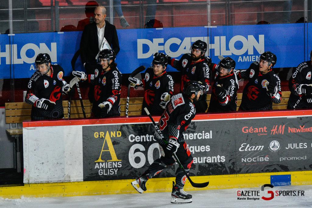 Hockey Sur Glace Amiens Vs Cergy J1 Kevin Devigne Gazettesports 28