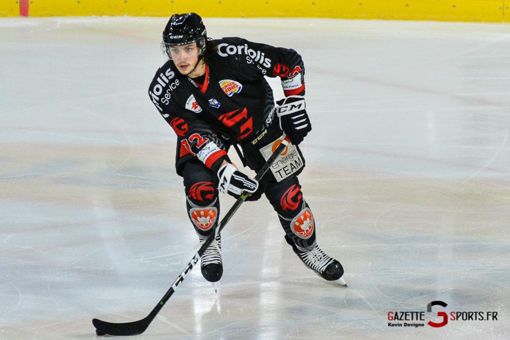 Hockey Sur Glace Amiens Vs Cergy J1 Kevin Devigne Gazettesports 29