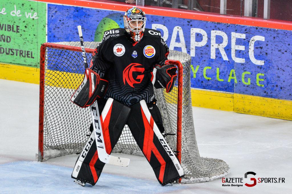 Hockey Sur Glace Amiens Vs Cergy J1 Kevin Devigne Gazettesports 3