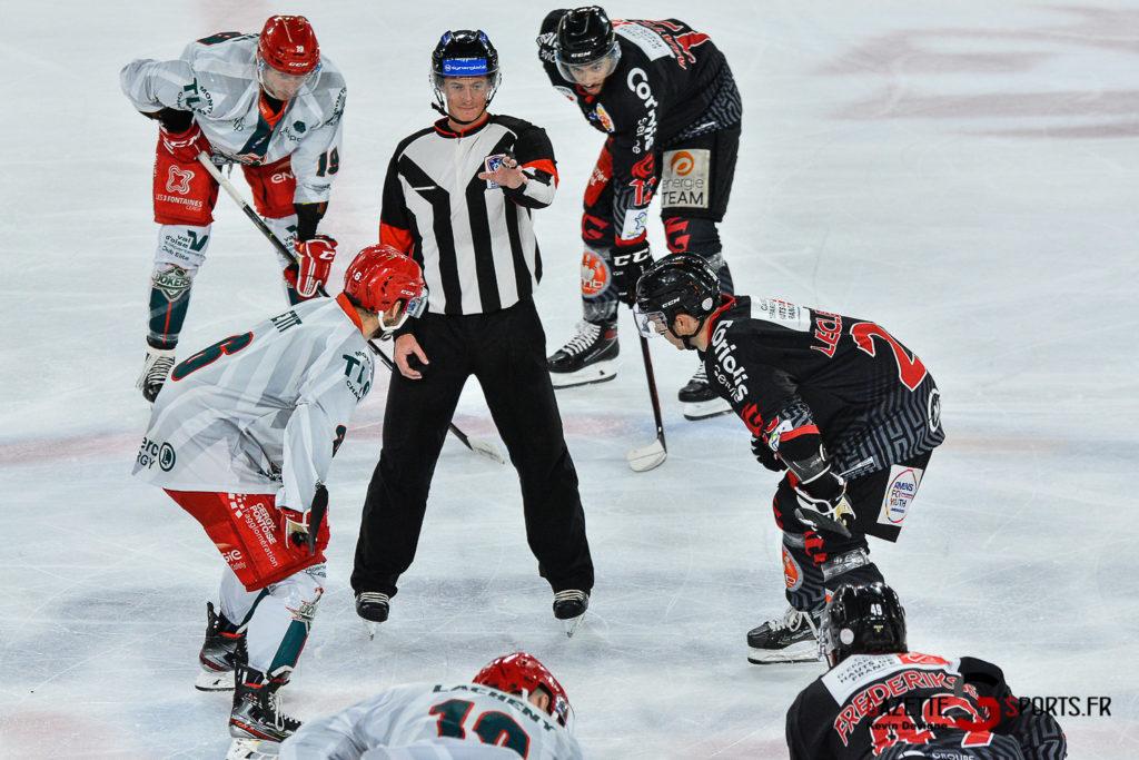 Hockey Sur Glace Amiens Vs Cergy J1 Kevin Devigne Gazettesports 31