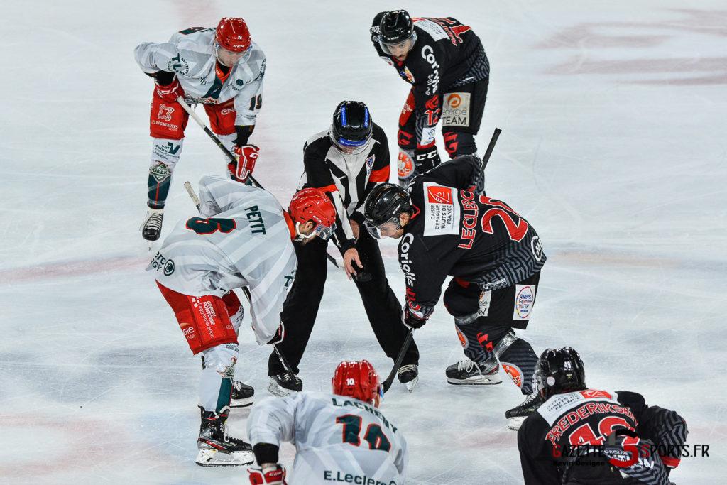 Hockey Sur Glace Amiens Vs Cergy J1 Kevin Devigne Gazettesports 32