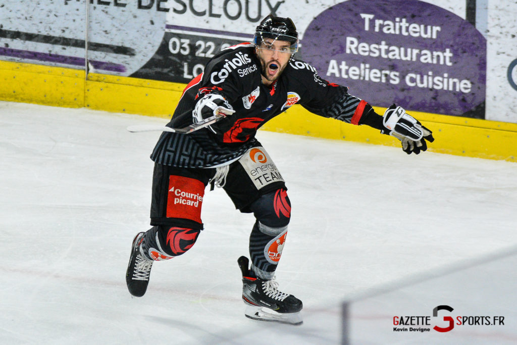 Hockey Sur Glace Amiens Vs Cergy J1 Kevin Devigne Gazettesports 34